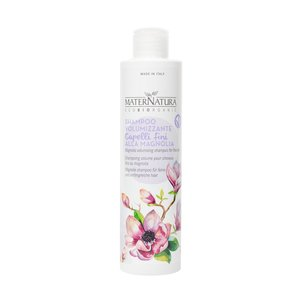 Shampoo Volumizzante per capelli Fini alla Magnolia - MaterNatura
