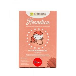 Tinta Vegetale Melograno - hennè - Durga - La Saponaria