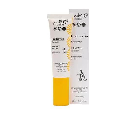 Crema viso idratante pelle secca 30 ml 1233869 it