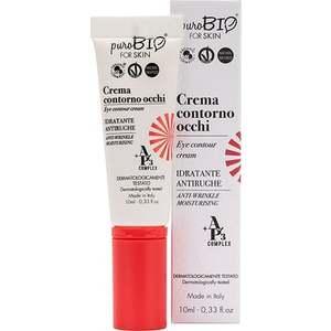 Crema Contorno Occhi idratante Antirughe – PuroBio