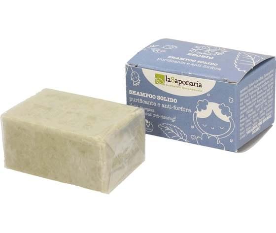 La saponaria inner shampoo solido purificante 50 g 1224311 it