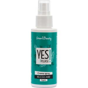 Crema Spray Rinfrescante Delicious Mint - Yes Please! - Green&Beauty