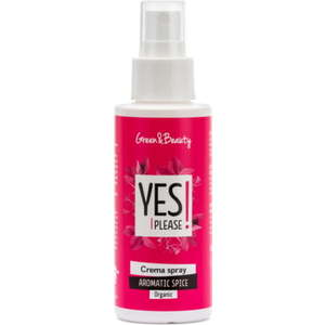 Crema Corpo Spray  Drenante Aromatic Spice - Yes Please! - Green&Beauty