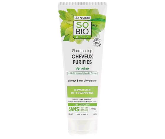 Sobio etic shampoo verbena limone 250 ml 878731 it