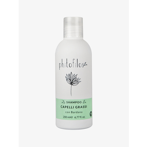 Shampoo Capelli Grassi con Bardana - Phitofilos