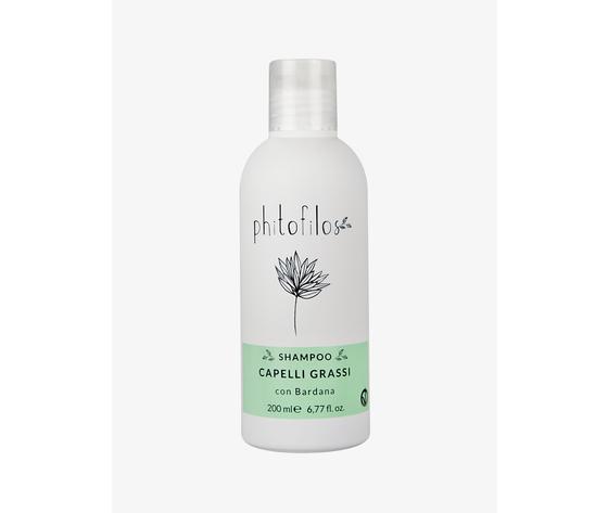 Shampoo capelli grassi phitofilos