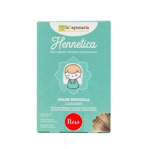 Tinta Vegetale - hennè Nocciola - La Saponaria