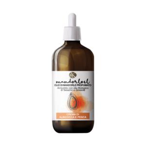Olio di Mandorle profumato Albicocca e Pesca Mandorloil - Alkemilla