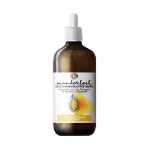 Olio di Mandorle profumato Vaniglia dolce e Thaiti Mandorloil - Alkemilla