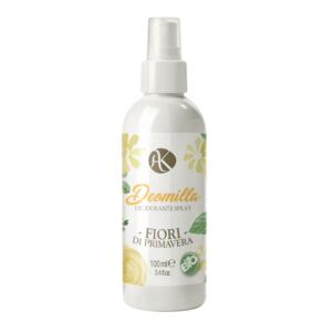 Deodorante Spray Fiori di Primavera Bio Deomilla -Alkemilla