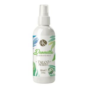 Deodorante spray Talco Fiorito Bio Deomilla - Alkemilla