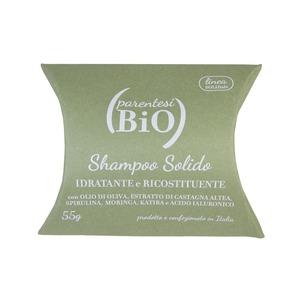 Shampoo Solido Idratante e Ricostituente - ParentesiBio