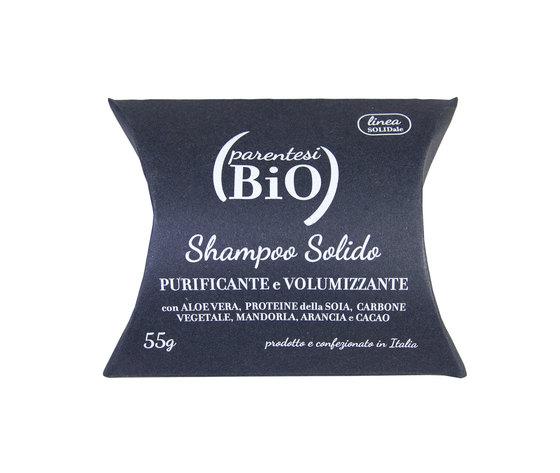 Shampoo solido purificante 1