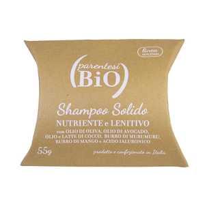 Shampoo Solido Nutriente e Lenitivo - ParentesiBio