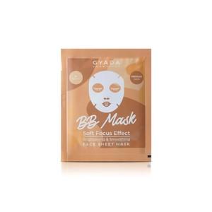 BB Mask - Brightening & Smoothing Sheet Mask - Medium - Gyada