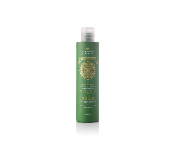Hyalurvedic shampoo fortificante