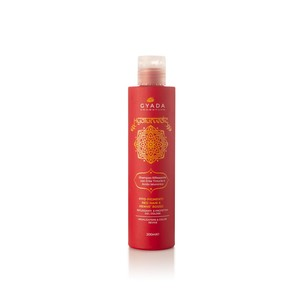 Shampoo Riflessante Rosso - Hyalurvedic - Gyada Cosmetics