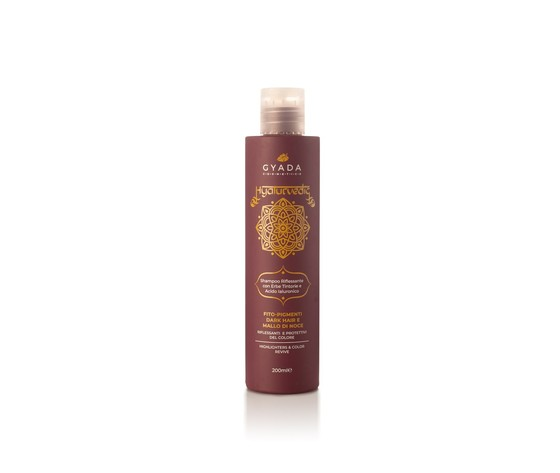 Hyalurvedic shampoo riflessante dark hair