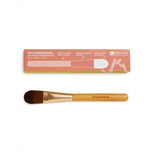 Pennello in Bambù per Maschera viso - La Saponaria