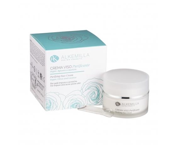 Crema viso bio purificante alkemilla %281%29