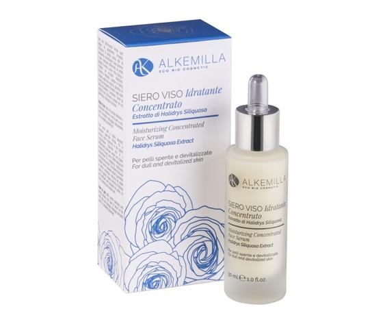 Siero viso concentrato illuminante per pelli spente devitalizzate e mature alkemilla %281%29
