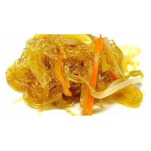 Spaghetti di soia con verdura