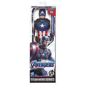 Marvel Avengers: Endgame - Captain America Titan Hero 30cm