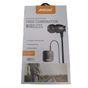 Cuffie Andowl Qy-9068 Free Combination Wireless