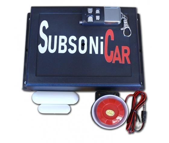 Subsonicar x