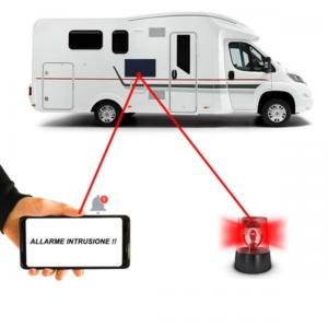 Subsonicar - Videosorveglianza per piccoli ambienti