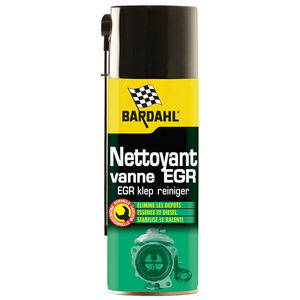 Additivo pulitore EGR BARDAHL cleaner 400ml MANUTENZIONE PRESTAZIONE TOP QUALITY