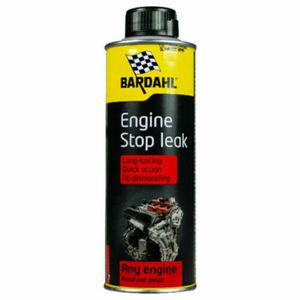 Additivo turafalle olio Bardahl Engine Stop Leak MANUTENZIONE CLEANER PRESTAZION