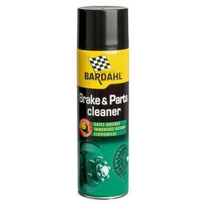 PULITORE SPRAY FRENI a Disco/Tamburo Auto BARDAHL Brake Cleaner Riduce rumore
