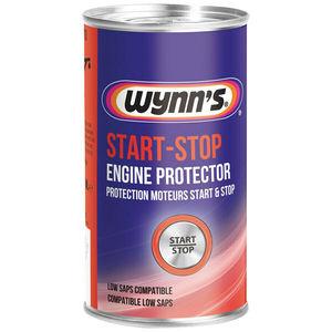 WYNNS Pulitore Additivo START-STOP Proteggi Motore 325ml Multifunzione GPL