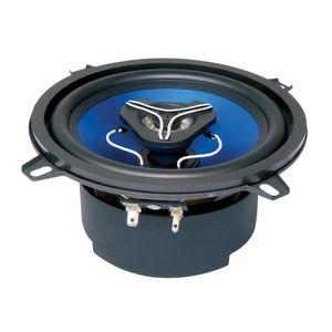COPPIA ALTOPARLANTI COASSIALI AUTO DESIGN PK130 80W 130mm DIN SOUND TOP
