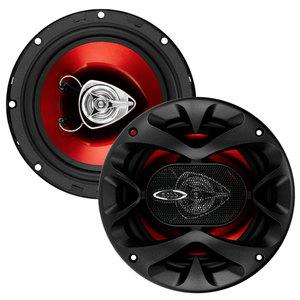 CASSE COASSIALI PER AUTO BOSS CHAOS EXXTREME CH6520 2 VIE 165 MM TOP SOUND