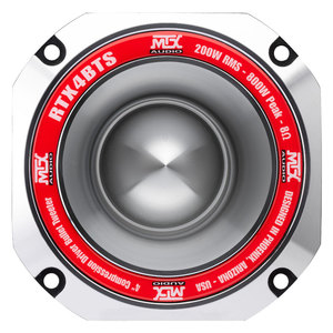 Bullet Tweeter Mtx Audio RTX 2BTS 50 mm 100W Rms. ALTOPARLANTE SOUND TOP STEREO