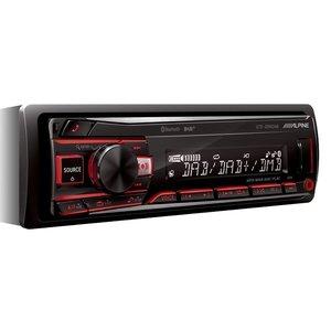 Car stereo 1 DIN Alpine UTE-204DAB Autoradio Bluetooth Usb 4x50W Aux Spotify