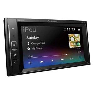 Autoradio Pioneer 2 DIN DMH A240DAB digital radio weblink schermo touchscreen