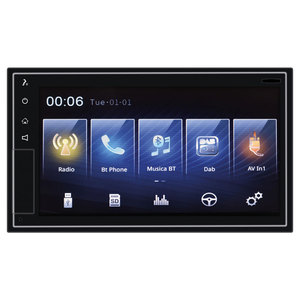 "Phonocar VM011D VM 011D Autoradio Android Auto Apple CarPlay 6,75"" dab+ Google"