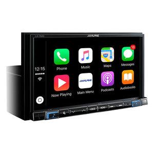 """Alpine iLX-702-940AR 7"""" PER ALFA ROMEO GIULIETTA con Apple CarPlay & Android"""