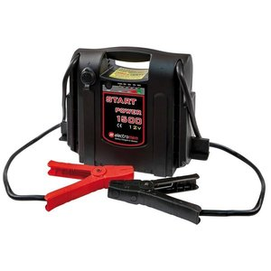 Avviatore con batteria piombo electromem start power 1500 12v AUTO SCOOTERS MOTO