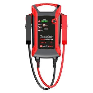 Avviatore di emergenza a batteria litio auto professionale Booster portatile