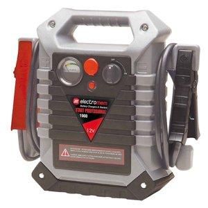 Avviatore con batteria piombo electromem professional 1900 12v STARTER