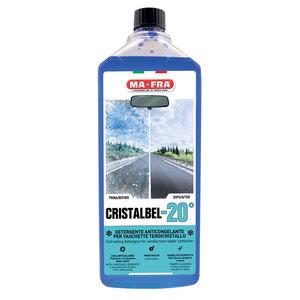 Mafra Cristalbel Artic -20° 1000 ml Liquido parabrezza DETERGENTE SGRASSANTE A