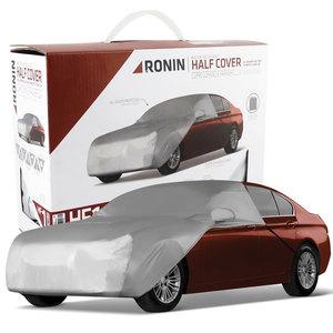TELO COPRIAUTO interno-esterno Copri cofano parabrezza RONIN Half Cover Car