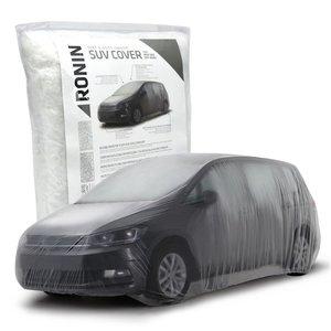 Copriauto antipolvere da garage Dust and Dirt Suv Trasparente D02 725x495cm