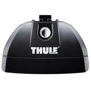 Kit Barre Auto Kit attacchi barre Car Thule Original Kit Portapacchi Rapid System 753