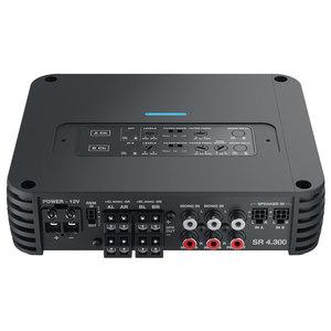 Audison SR 4.300 Amplificatore 4 canali per Auto 4x85W 4Ohm Crossover Filtri Car