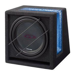 "Alpine SBG-1243BP Subwoofer Bass Reflex Cassa 30 cm (12"") 2 Ohm 800W Audio Auto"